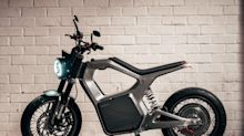 This $5,000 EV motorcycle has wireless phone charging and costs less than some regular bicycles - see more