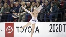 Skate America opens shortened, coronavirus-impacted season