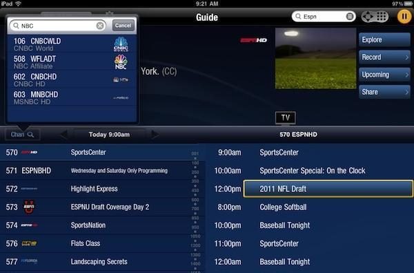 TiVo Premiere App for iPad gets modest update