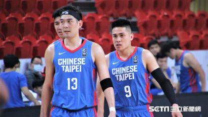 中華男籃因疫情缺賽 遭開罰504萬