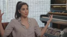 Sarah Silverman defends edgy comedy during politically correct times