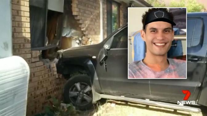 Speeding drunk driver's dashcam footage