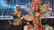 """Miss Universe clarifies Steve Harvey's """"blunder"""" at 2019 pageant"""
