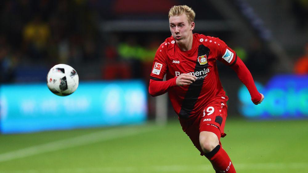 Bayer 04: Brandts Vater äußert sich zu Bayern-Gerüchten
