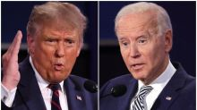 Mortified Stars React To Donald Trump And Joe Biden's Chaotic TV Debate