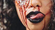 Artista alemana lleva maquillaje de Halloween a otro nivel