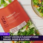 Target announces new grocery line, heightening competition with Amazon, Walmart