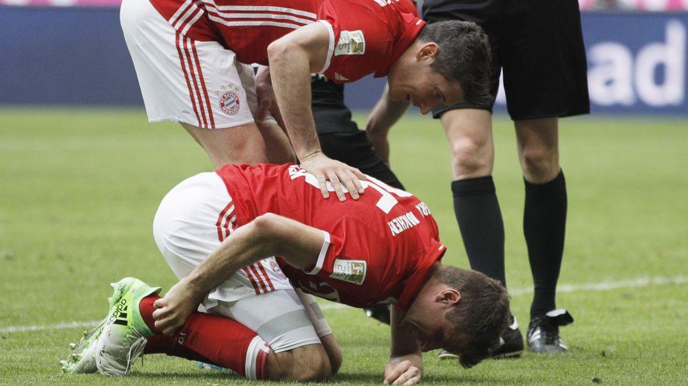 Medien: Müller gegen Real einsatzbereit