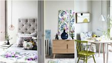 7 stunning style ideas for spring: modern florals