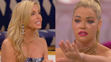 'RHOBH': Camille Grammer tells Denise Richards to 'shut up' before storming off set