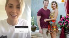 Alex Nation 'lost sight of who she was' on The Bachelor