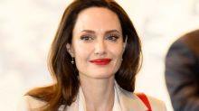 Angelina Jolie Officially Drops Pitt From Her Last Name Following Divorce