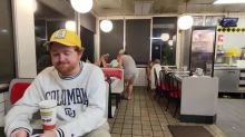 Colts QB Carson Wentz helped land a Mississippi journalist in a Waffle House for 15 hours