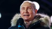 Vladimir Putin dismisses 'nonsense' British accusations of Russian involvement in spy poisoning