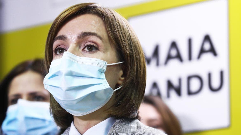 Meet the Pro-Western Woman Taking on Putin's Mini-Me in Moldova's Era-Defining Election