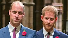 Why Prince Harry and Prince William Won't Walk Together at Prince Philip's Funeral