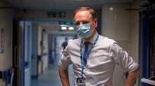 NHS England chief warns of 'disturbing' coronavirus signs as hospital admissions surge