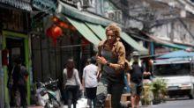 'Blindspot' in Bangkok: Michelle Hurd Previews 'High-Octane' Adventure