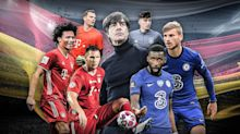 Rot-Blaue Nationalelf: Mit Bayern und Chelsea zum EM-Titel