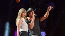 Taylor Swift brought out Tim McGraw to sing 'Tim McGraw' and people lost it