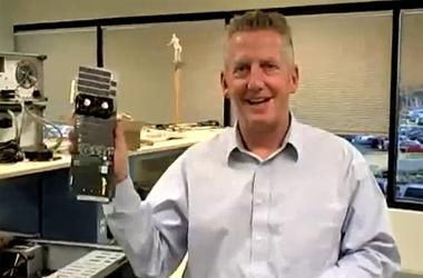 Video: Micron's Washington PCIe prototype SSD card is wicked quick