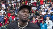 Usain Bolt trainiert am Freitag beim BVB