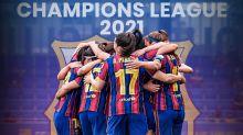 El FC Barcelona femenino gana su primera Champions League