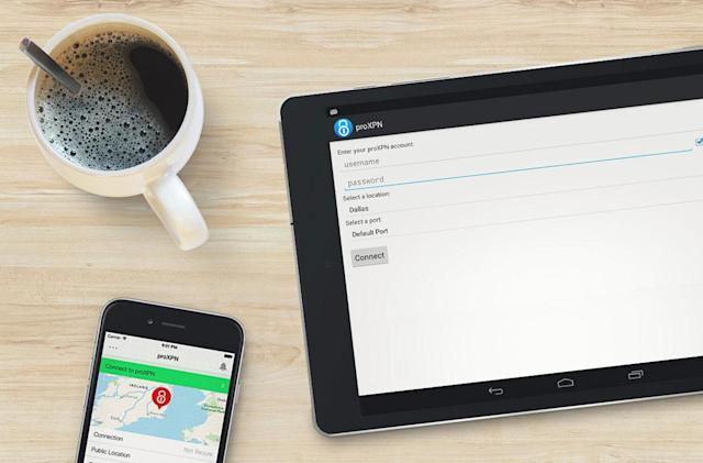 Get a lifetime of online security with proXPN, now just $39