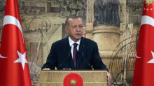U.S. slams Turkey's Erdogan for hosting Hamas