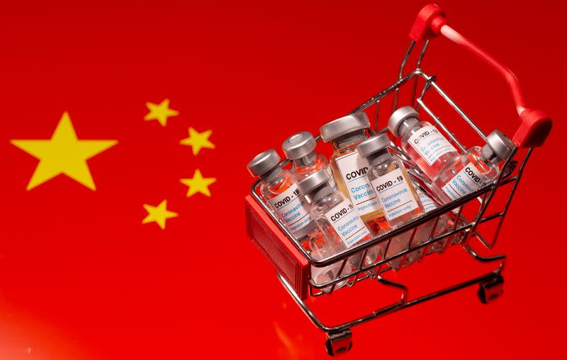 China starts work on plant for mRNA-based COVID-19 vaccine ...