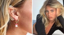 ASOS praised for earrings ad featuring model with cochlear implant