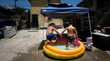 Inflatable pools lead wave of toy sales as parents, kids reclaim slice of summer