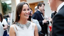 Pippa Makes Appearance After Confirming Pregnancy