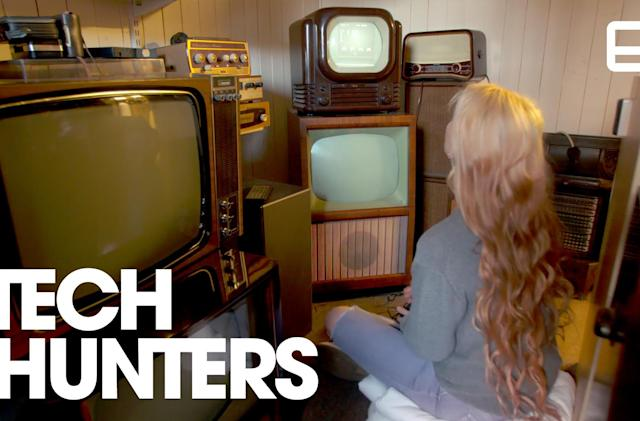Tech Hunters: the first TV set Britain fell in love with