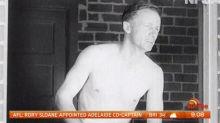 Footage found of Sir Don Bradman in a 1936 film