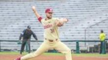 FSU squanders sweep, strong outing from Grady