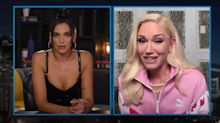 Gwen Stefani Quickly Corrects Dua Lipa For Calling Blake Shelton Her Husband