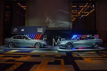 M基因注入!全新BMW M5、M550i熱血登場