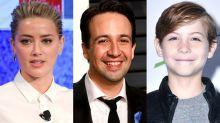 Celebrities Celebrate 'Star Wars' Day