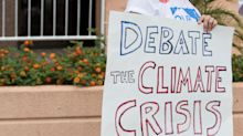 Democratic Voters Overwhelmingly Support Hosting A Climate Debate, Poll Finds
