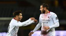 L'AC Milan, l'Atalanta et la Juve ne lâchent rien