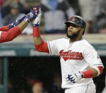 Indians refuse to quit, come back from seven-run deficit to stun Rangers