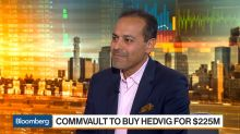 Hedvig Acquisition Is All About Getting Back to Growth, Commvault CEO Says