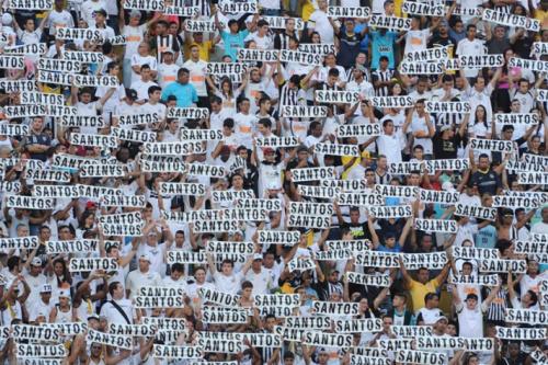 Santos confirma mais um jogo no Pacaembu pelo Brasileirão