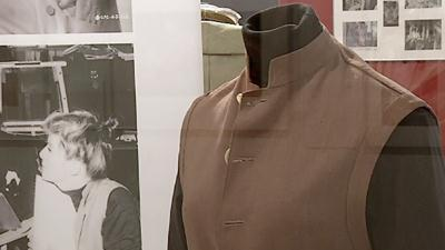 New York City exhibit hails Hepburn fashion icon