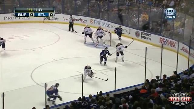 Buffalo Sabres at St. Louis Blues - 04/03/2014