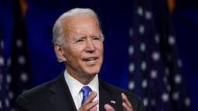 Joe Biden accuses Donald Trump of 'rooting for more violence' amid unrest in Wisconsin