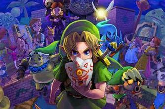 Aonuma: Majora's Mask remake will be different on New 3DS