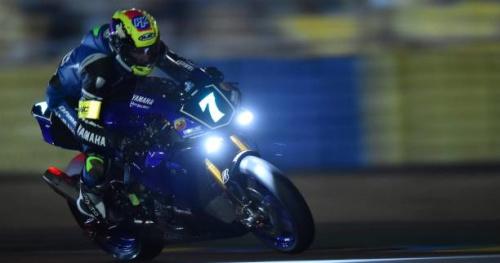 Moto - 24h du Mans - Les Yamaha toujours aux commandes après dix-huit heures de course