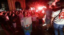 Algerian football fans spark national identity debate in France
